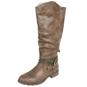 mocca by Jutta Leibfried Damen-Stiefel