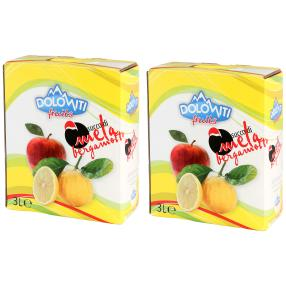 Apfel-Bergamottensaft