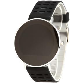 Atlanta Smartwatch 9706/19 schwarz-grau,Ersatzband