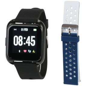"Technaxx Smartwatch ""TX-SW5HR"" Fulltouch Display"