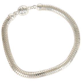 Schlangenarmband 925 Sterling Silber