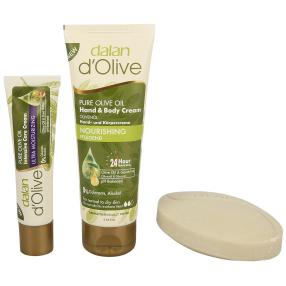 dalan d'Olive Geschenkset 3 teilig