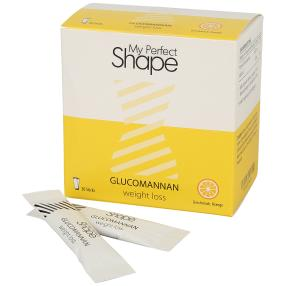 My Perfekt Shape Glucomannan Orange 30 Sticks