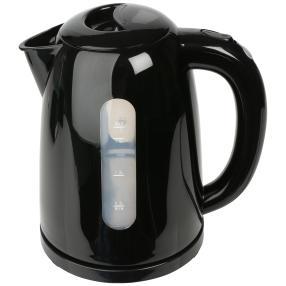 Melissa Wasserkocher schwarz, 2200 Watt