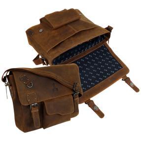 T2B Rindleder Messengerbag