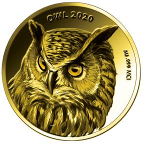 Goldklassiker Eule 2020