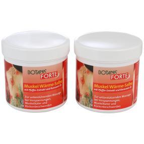 BOTANIS Muskel Wärme-Salbe 2 x 250 ml