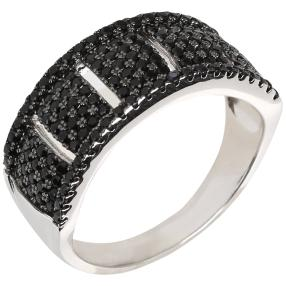Ring 925 Sterling Silber Spinell, ca. 1,15 ct.