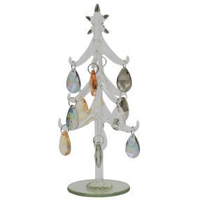 Crystal Dreams Glasdeko Baum