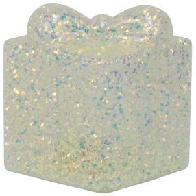 Crystal Dreams LED-Geschenkbox Glitter