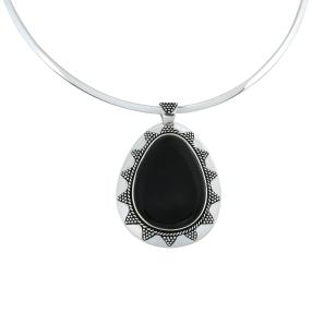Anh.+Reif 925 St. Silber Onyx
