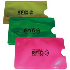 RFID Schutzhüllen NFC Blocker 3er Set