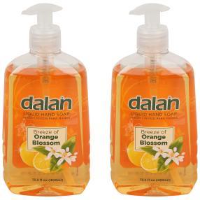 dalan Breeze of Orangen Blossom Flüssigseife 2 x
