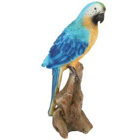 Zauberwelt Papagei auf Stamm
