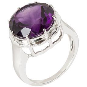 Ring 925 Sterling Silber, Amethyst