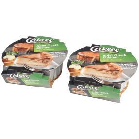 Cakees Apfel Quark Kuchen 2x 500g