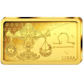 Goldbarren Waage 2020