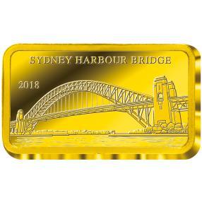 Goldbarren Harbour Bridge Sydney 2018