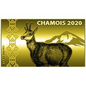 Swiss Goldbar Alpengemse 2020