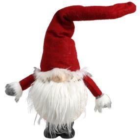 Weihnachtswichtel beleuchtet