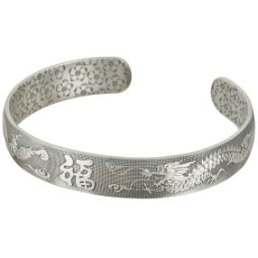 Armreif 999 Silber