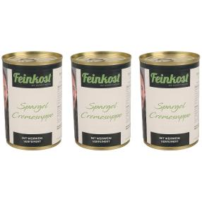 Mirko Reeh Spargelcremesuppe 3x 390ml