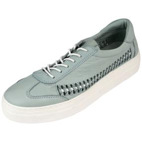 CALVIN SMITH Damen Ledersneaker