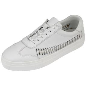 CALVIN SMITH Damen Ledersneaker