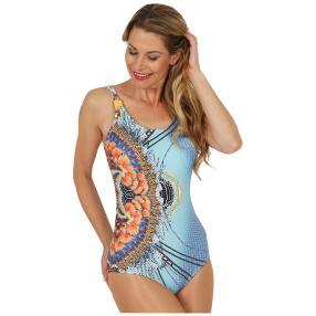 ÉTOILE DE MER  Badeanzug 'Body Shape' multicolor