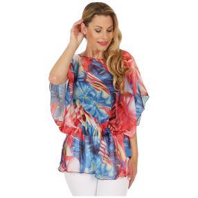 FASHION NEWS Sommer-Tunika, multicolor