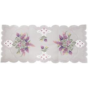 Tischläufer Lavendel, 40 x 90 cm
