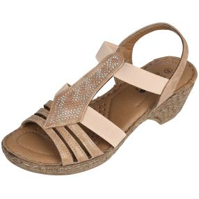 STEP & GO Damensandalen