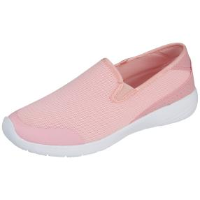 D.T. New York Damen-Slipper rosa