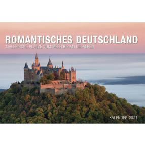 Wandkalender Romantisches Deutschland