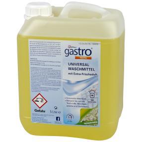 gastro Waschmittel Holunderblume 5 l