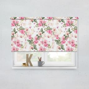 Fensterrollo Orchidee Easy Fix