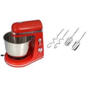 GOURMETmaxx Küchenmaschine rot 250 W