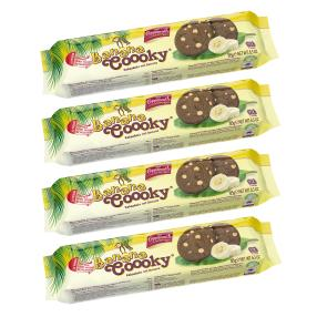 Banana Coooky 4er Set