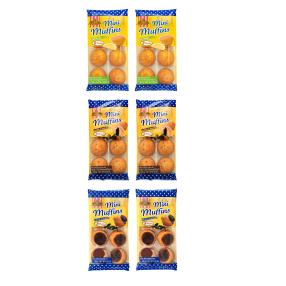 Mini-Muffins Sortiment 1200g