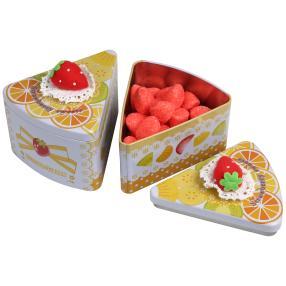 HARIBO Erdbeeren in Metalldose 2er Set