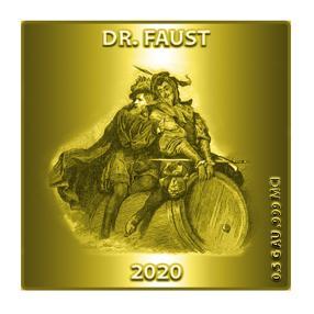 Quadratbarren – Faust