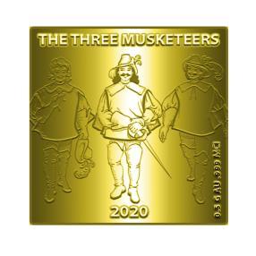 Quadratbarren – Musketiere