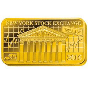 New Yorker Börse GB 1G