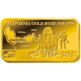 Kalifornien Goldrausch GB 1G