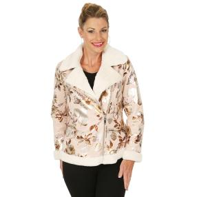 TRENDS by J. Leibfried Jacke 'Fleur', multicolor