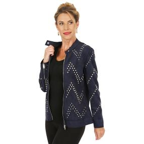 TRENDS by J. Leibfried Jacke 'Margaux' marine