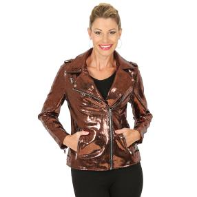 TRENDS by J. Leibfried Jacke 'Aurelie' kupfer
