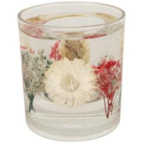 fleurs éternelles Kerzenhalter Sonnenblume