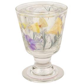 fleurs éternelles Teelichthalter Blumen