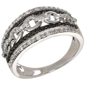 Ring 925 Sterling Silber Brillanten